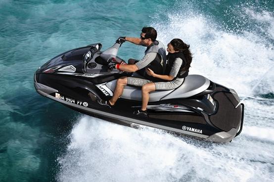 Vandens motociklų nuoma
